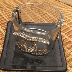 Chanel authentic cuff